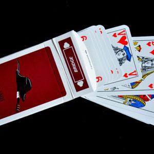 Jeu de 52 cartes Amis du Cadre noir